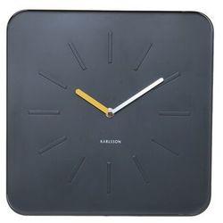 Zegar ścienny cube marki Karlsson