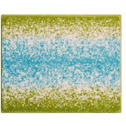 Grund dywanik łazienkowy dolomiti, niebieska zielona, 50x60 cm