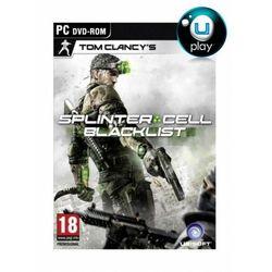 Tom clancys splinter cell: blacklist - klucz wyprodukowany przez Ubisoft