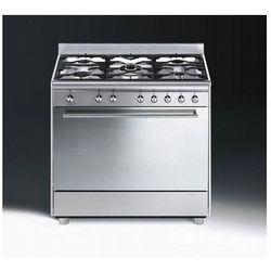 Smeg SSA91GGX1 (elektryczno-gazowa kuchenka)