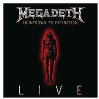 Megadeth - COUNTDOWN TO EXTINCTION: LIVE (0602537522477)