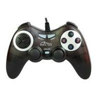 corsair ii gamepad cyfrowo-analagowy z ekeftem vibration force zgodny z pc, marki Media-tech