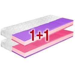 Materace piankowe FRESH PLUS 1+1 2szt. 80x200 od Materace Tanie