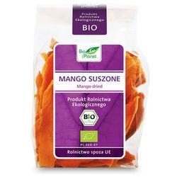 Bio planet suszone mango bio 100g od producenta Bio planet - seria fioletowa (owoce i warzywa susz