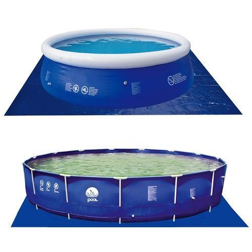Mata pod basen 330 x 330 cm - szczegóły w Najtanszysport