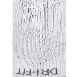 performance 3 pack skarpety sportowe white/flint grey od producenta Nike