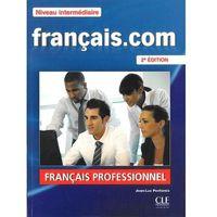 Francais.com intermediaire podr./CD gratis/ (opr. miękka)