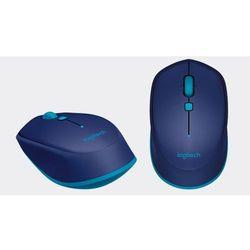 Mysz Bluetooth, Logitech 910-004531, Laserowy, 1000 dpi, Bluetooth®, niebieski