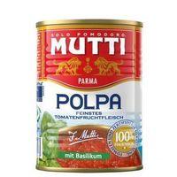 Pomidory krojone z bazylią 400 g mutti marki Develey