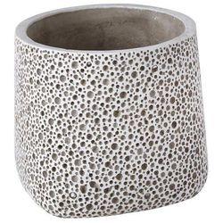 Osłonka doniczki Coralstone wewnętrzna 13 cm szara, 35.055.13