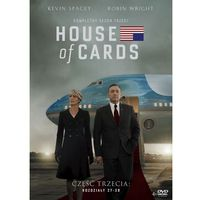 House Of Cards. Sezon 3 (DVD) - Beau Willimon