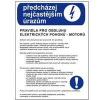 B2b partner Zapobiegaj najczęstrzym urazom - zasady obsługi napędów elektrycznych (silników)