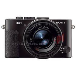 Sony Cyber-Shot DSC-RX1, cyfrówka bez wizjera