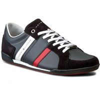 Sneakersy TOMMY HILFIGER - Royal 3C1 FM0FM00410 Midnight 403, 40-45