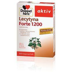 Doppelherz Activ Lecytyna 1200 Forte 30kaps. - sprawdź w wybranym sklepie