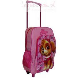 Torebkihurt Paw patrol girl walizka/plecak na kółkach dla dzieci, kategoria: walizeczki