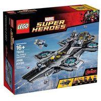 Lego SUPER HEROES Super heroes the shield hellicarrie 76042