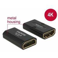 Adapter hdmi (f) -> hdmi (f) 4k łącznik  marki Delock