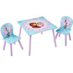 Stolik i krzesełka kraina lodu - darmowa dostawa!!! marki Worlds apart