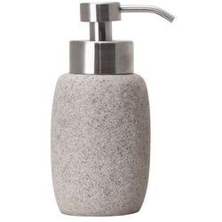 Dozownik na mydło rock natural marki Sorema