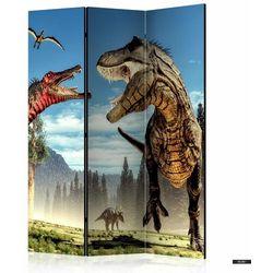 Selsey parawan 3-częściowy - walka dinozaurów (5903025214573)