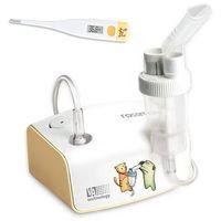 Rossmax Inhalator tłokowy NB80Q + GRATIS: termometr dotykowy TG120 - sprawdź w wybranym sklepie