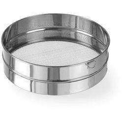 Sito do przesiewania cukru pudru o średnicy 250 mm | , 637791 marki Hendi