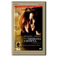 Afera Thomasa Crowna (DVD) - John McTiernan (5903570143632)