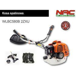 NAC WLBC 580B, kosa spalinowa