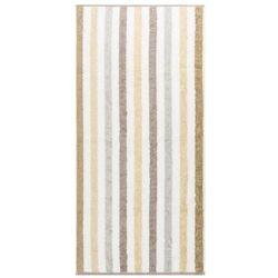 Cawö frottier Cawo frottier ręcznik kąpielowy stripe natural, 70 x 140 cm, kategoria: ręczniki