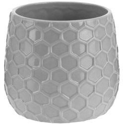 Donica ceramiczna, osłona na donicę - 15 cm (5902891244738)
