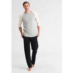 The White Briefs ANCHOVY Koszulka do spania off white/grey melange