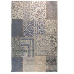 Dywan senon ii 160x230cm - wielokolorowy marki Laforma