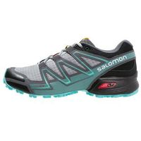 Salomon SPEEDCROSS VARIO Obuwie do biegania Szlak light onix/black/bubble blue, L38310700
