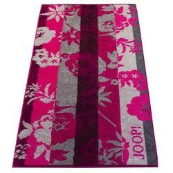 Ręcznik 100x50 cm Shades Floral fuksja
