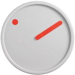 Zegar ścienny Picto jasnoszary (5709513437024)