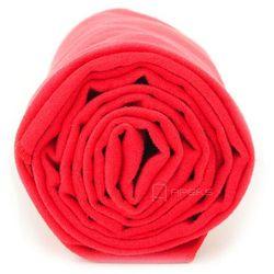 Dr.bacty m szybkoschnący ręcznik treningowy - czerwony
