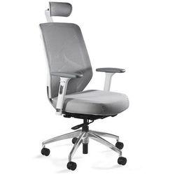 Uq Fotel biurowy ergonomiczny hero biały