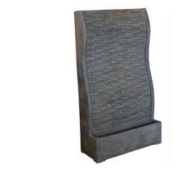 Vente-unique Fontanna ogrodowa swell z włókna cementowego – wys. 162 cm