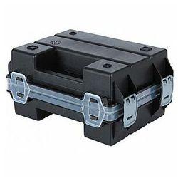 Perel podwójny organizer - czarno/szary - 195 x 145 x 95 mm (5410329632984)
