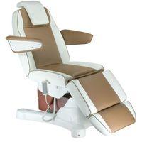 Elektryczny fotel kosmetyczny Napoli BG-207B bi-br, towar z kategorii: Urządzenia i akcesoria kosmetyczne