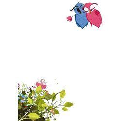 Tablica suchościeralna 127 sowy marki Wally - piękno dekoracji
