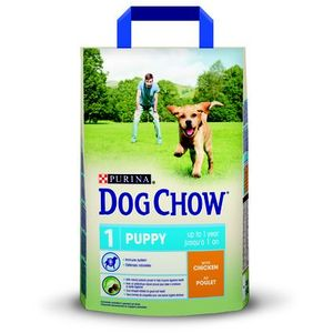 Purina dog chow puppy chicken 2,5kg