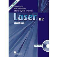 Laser B2, Third Edition, Workbook (zeszyt ćwiczeń) without Key with Audio CD