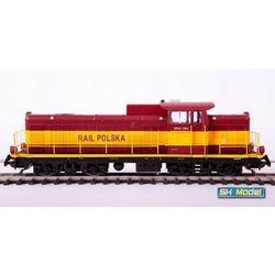 Spalinowóz SM42-2164 typ 6D Rail Polska Piko 59474 - produkt z kategorii- Kolejki i akcesoria