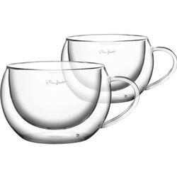 Zestaw szklanek lt9012 cappucino marki Lamart