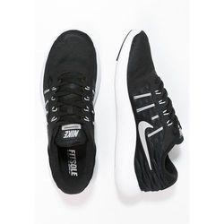 Nike Performance LUNARSTELOS Obuwie do biegania treningowe schwarz/grau (0640135550676)