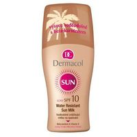 Dermacol  sun milk spray spf10 200ml w opalanie