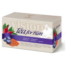 Dla niego (Herbata Vision) (ziołowa herbata)