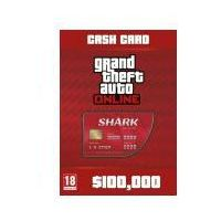 Grand Theft Auto Online: Red Shark Card (PC) PL KLUCZ